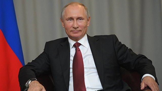 Путин прокомментировал сообщения о разработке биооружия американскими учеными в Грузии