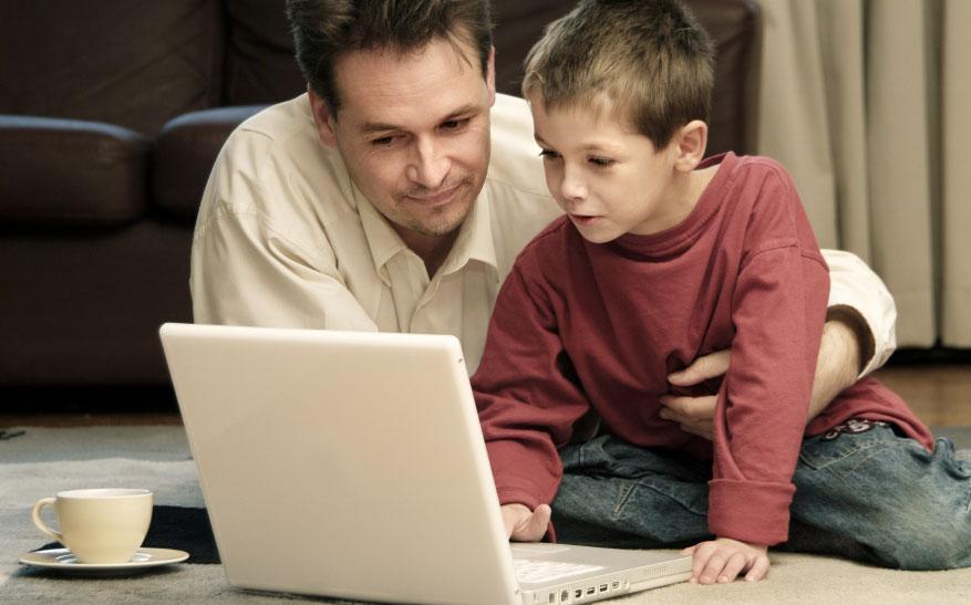 Одинокий отец: как успевать зарабатывать деньги и растить сына