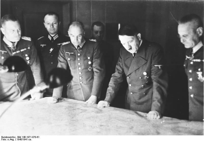 Как немцы почти выиграли войну