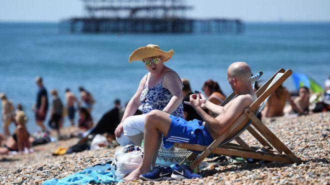 В мире аномальная жара: не в…