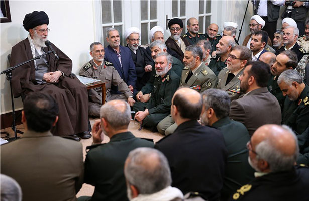 Иран разнес вдребезги новый …