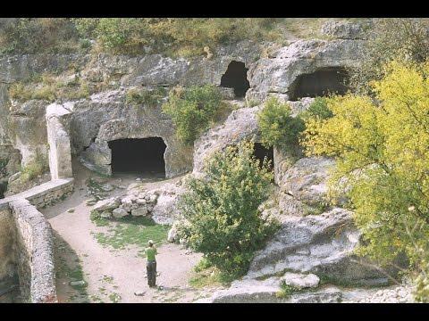 Тайна пещерного города