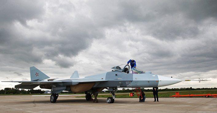 Иносми: Су-57 — пустая трата времени?