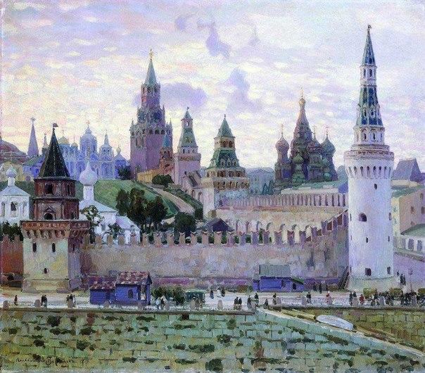 """Как Москва выиграла """"гонку"""" русских княжеств"""