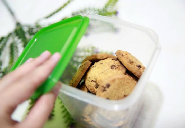 Домашнее печенье.   Фото: wikiHow.
