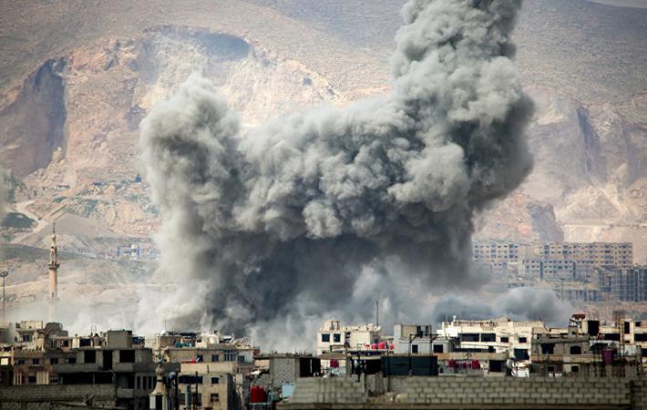 США атаковали проправительственные силы в Сирии: реакция России