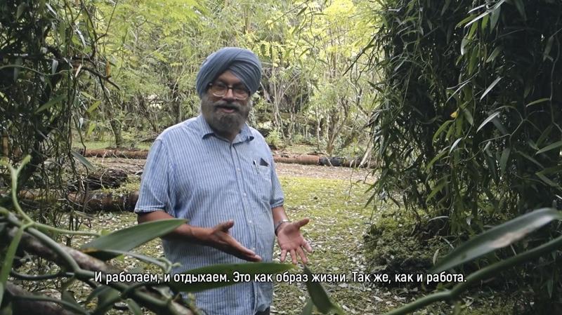 Как горячие девочки выращивают ваниль в Ниуэ