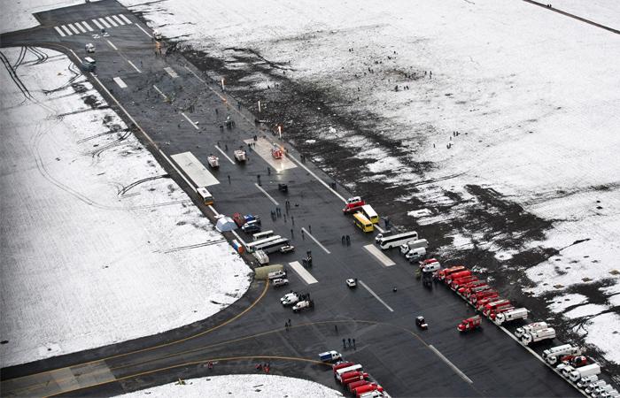 СМИ: Причиной падения Boeing в Ростове могло стать обледенение датчика скорости