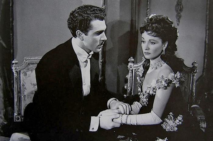 Вивьен Ли (Vivien Leigh) в роли Анны Карениной (1948). | Фото: orloffmagazine.com.