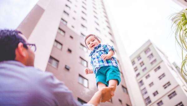 Учёные: физические нагрузки отцов – залог крепкого здоровья их детей