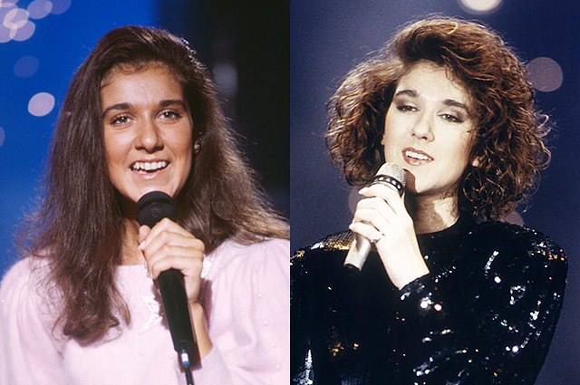 Селин Дион 1985/1988