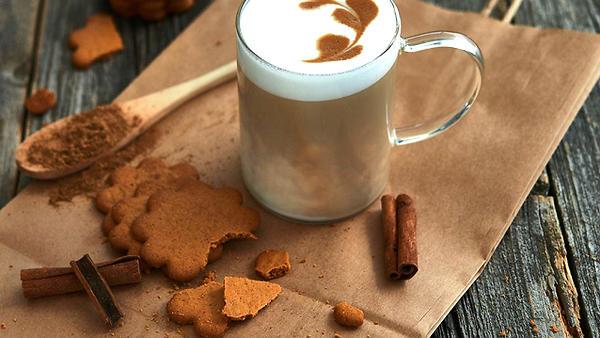 Классическое имбирное печенье к кофе: лакомство для новогоднего стола