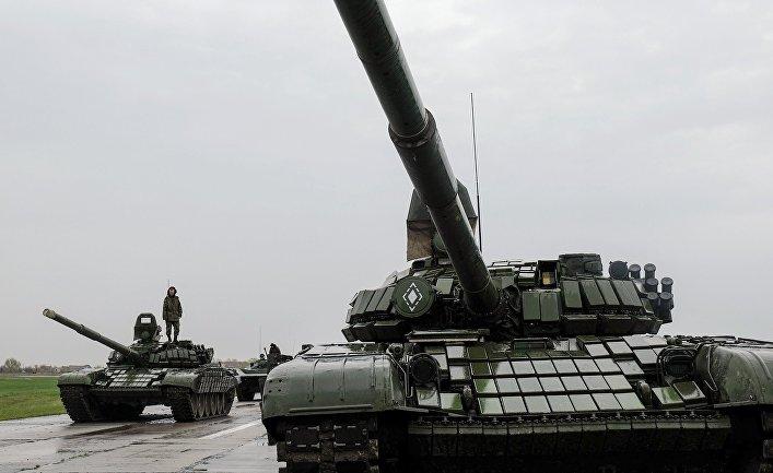 Украина больше всего боится смертоносного российского танка Т-72Б3 (The National Interest, США)