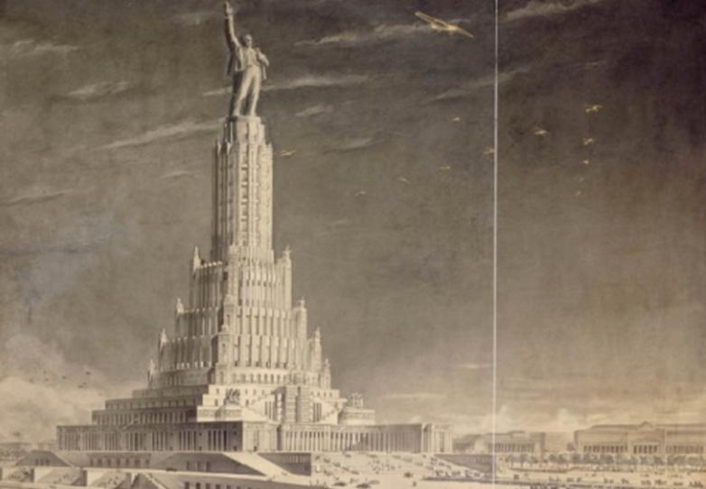 Почему в СССР остановили стройку самого грандиозного здания в мире?
