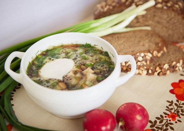 5 лучших рецептов холодных супов!