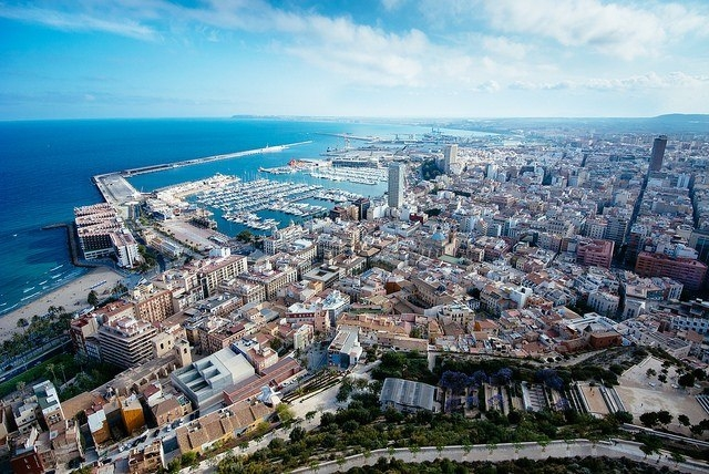 Город Аликанте, Испания