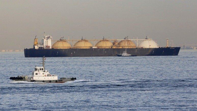 Российский газ спас американцев и принес пиар-успех Путину