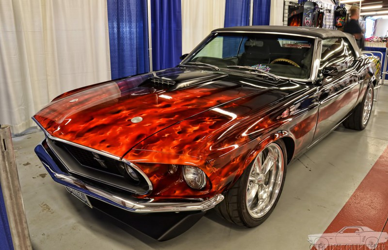 1969 Ford Mustang FORD MUSTANG мустанг, авто