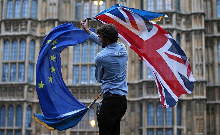 Британия пытается кинуть Европу на десятки миллиардов
