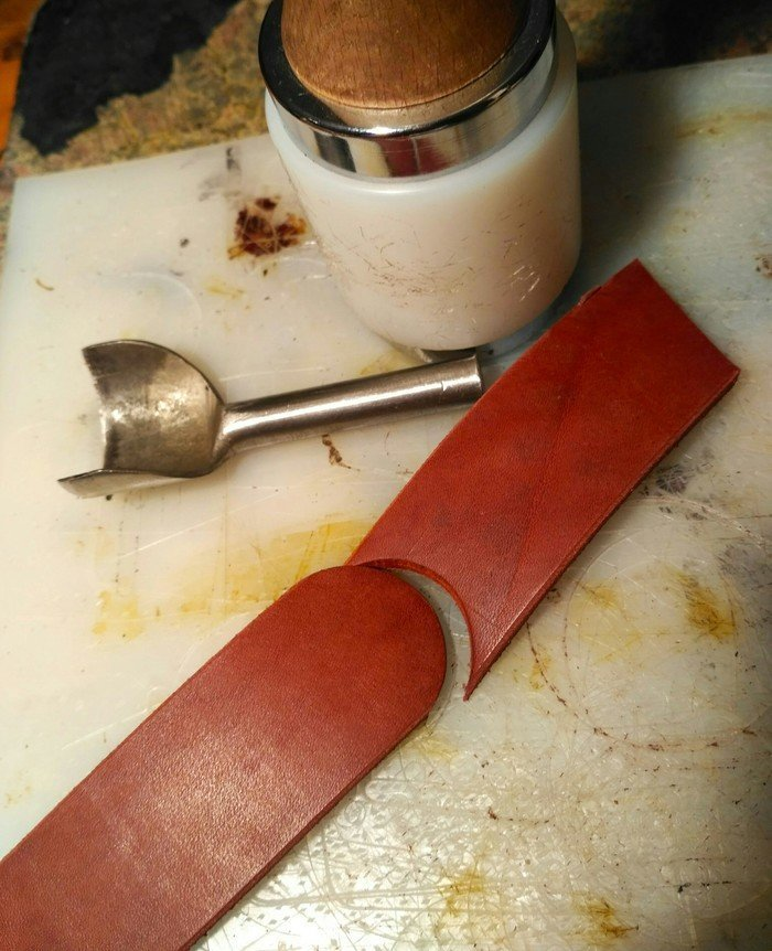 Изготовление ремня ручной работы работа с кожей, ремень своими руками, сделай сам