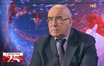 Вениамин Попов о провокациях против России в Сирии