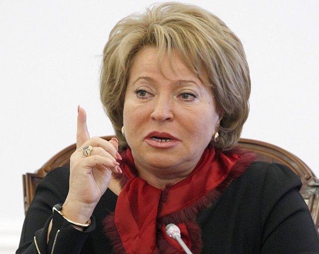 Матвиенко преподала урок постпреду РФ в ООН