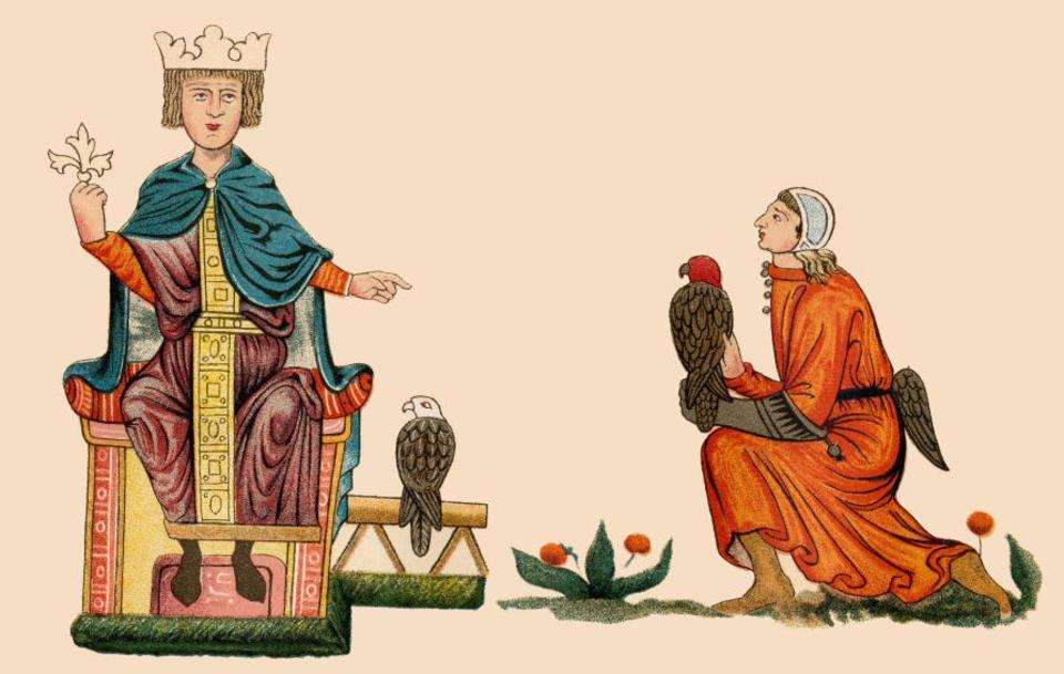 Средневековый манускрипт рас…