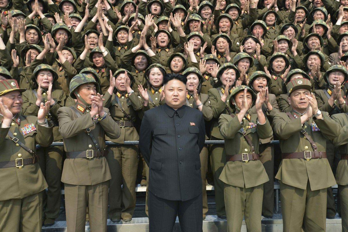 Пхеньян опять глубоко наплевал на угрозы США и провёл ракетные испытания