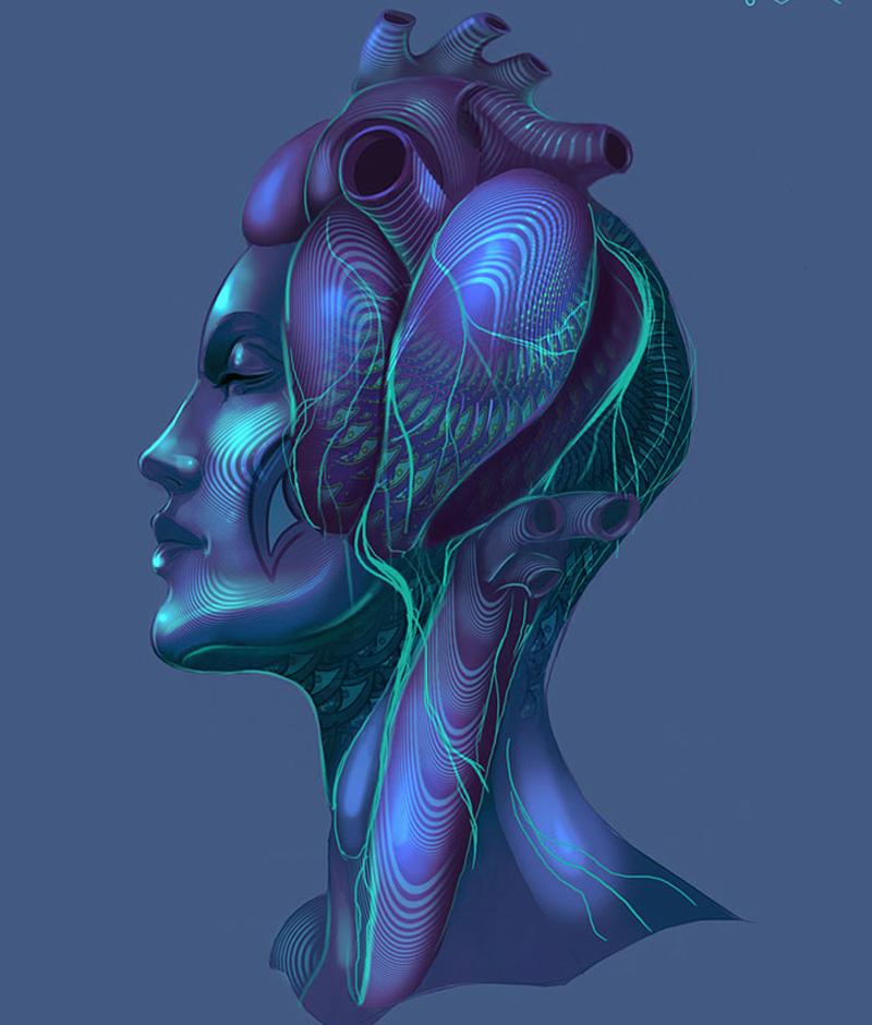 7 видов психосоматической БОЛИ, которые напрямую связаны с вашими эмоциями.