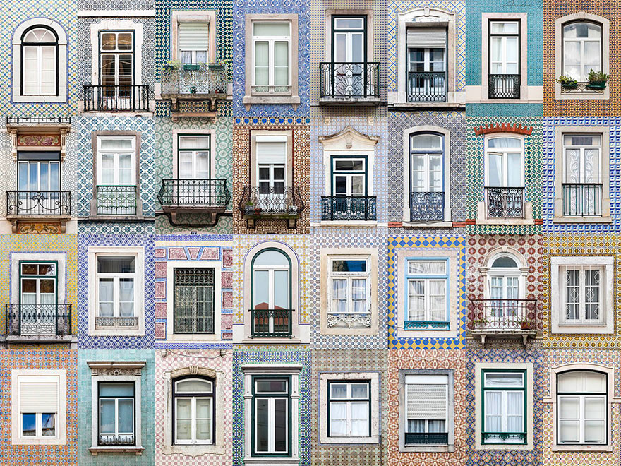 Лиссабон мир, окно, путешествие