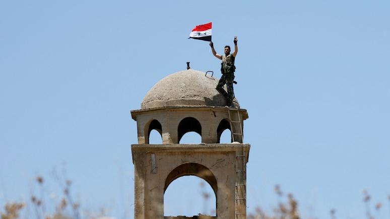 Frankfurter Allgemeine: Сирия стала для Европы «стратегическим унижением»