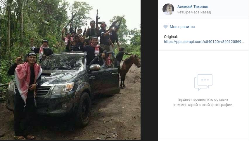 Боевики ИГ отчитались о дерзкой атаке на Марави и обещают продолжение войны