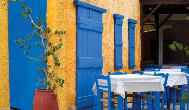 Рестораны Наксоса