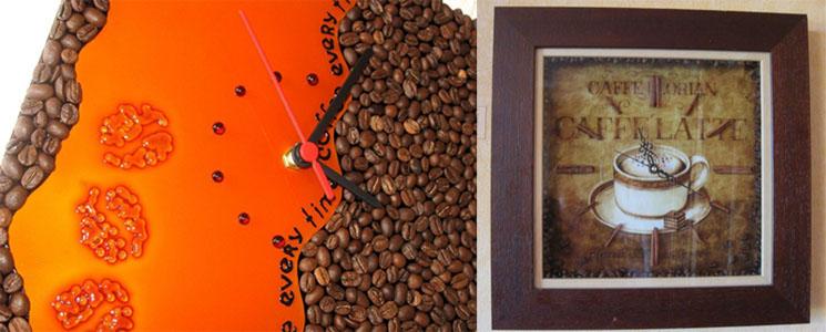 Поделки из кофейных зерен фото 5