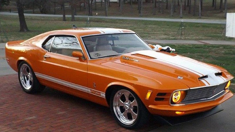 1970 FORD MUSTANG FORD MUSTANG мустанг, авто