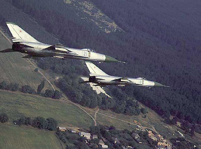 Су-15: «карандаш», вписавший славные страницы в историю ПВО России
