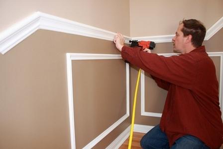 Фальшивые настенные панели: доступное оформление стен с претензией на роскошь
