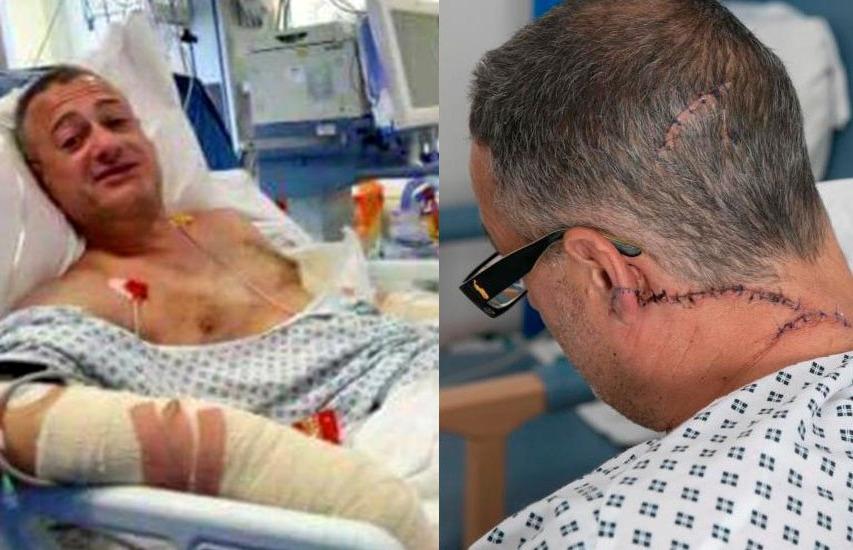 «Подумал, что надо выбить из них дерьмо»: англичанин голыми руками остановил трех террористов