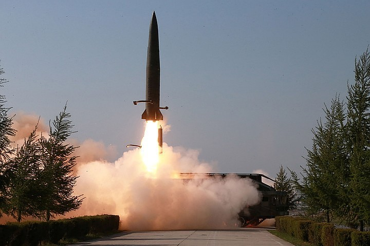 Военные США уже знают о новом ракетном запуске в КНДР