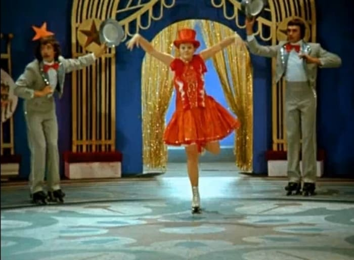 Кадр из фильма *Карнавал*, 1981   Фото: kino-teatr.ru