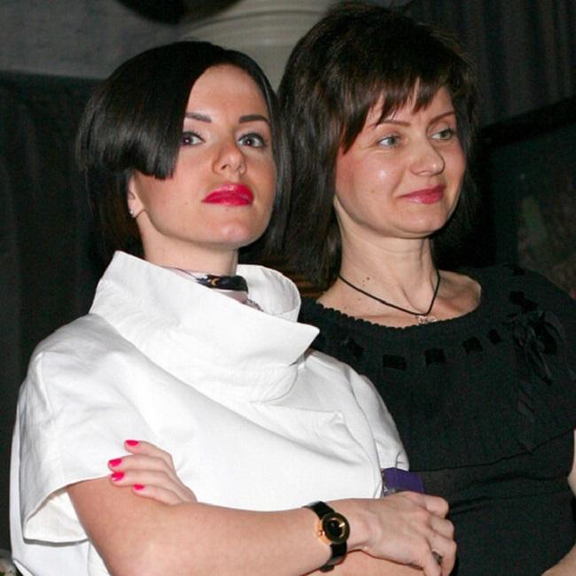 Российские знаменитости и их любимые мамы. Так вот в кого они такие красивые!