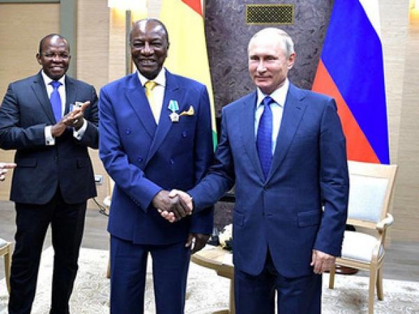 Россияне оплатили десятикратный рост расходов на помощь другим странам