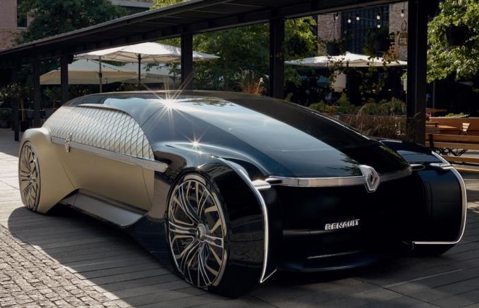 Концепт автомобиля будущего …