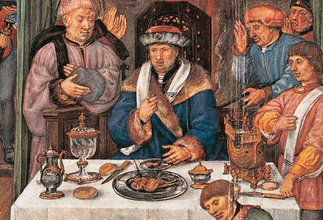 Средневековая кухня: что ели сотни лет назад