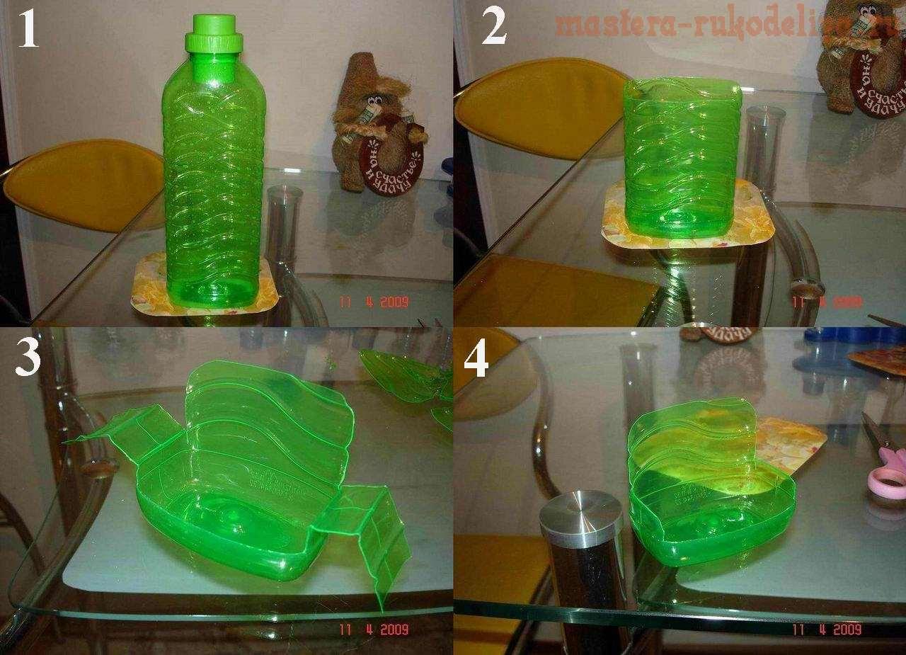 Пластиковые изделия своими руками 76