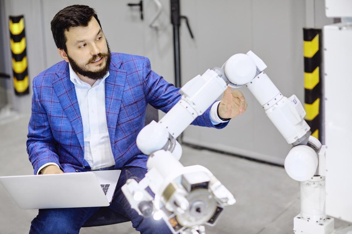 Роботизация нашей промышленности
