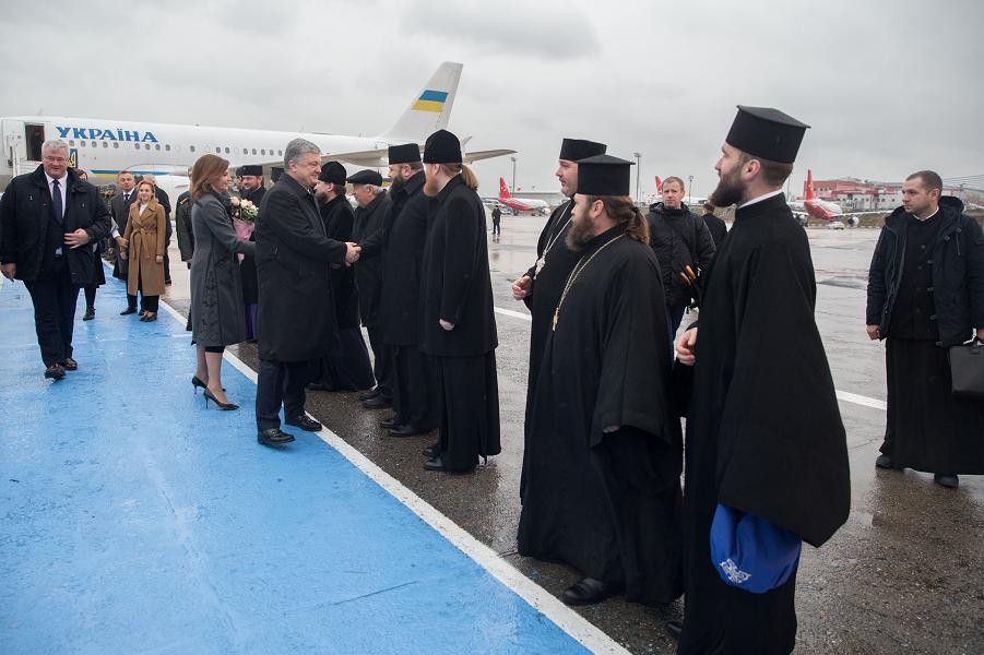 Предоставление Украине Томос…