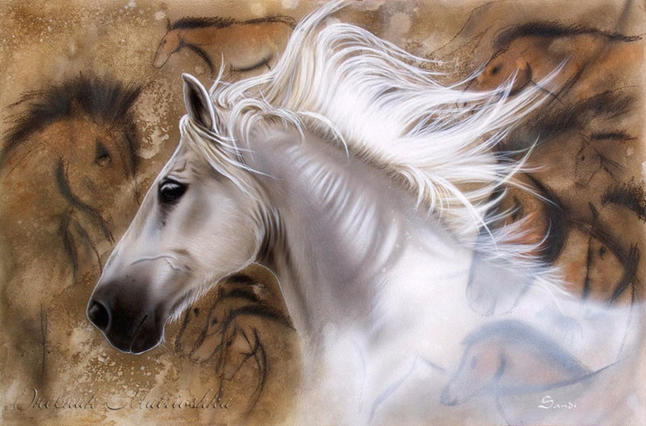 Awesome realistic drawings of animals 04