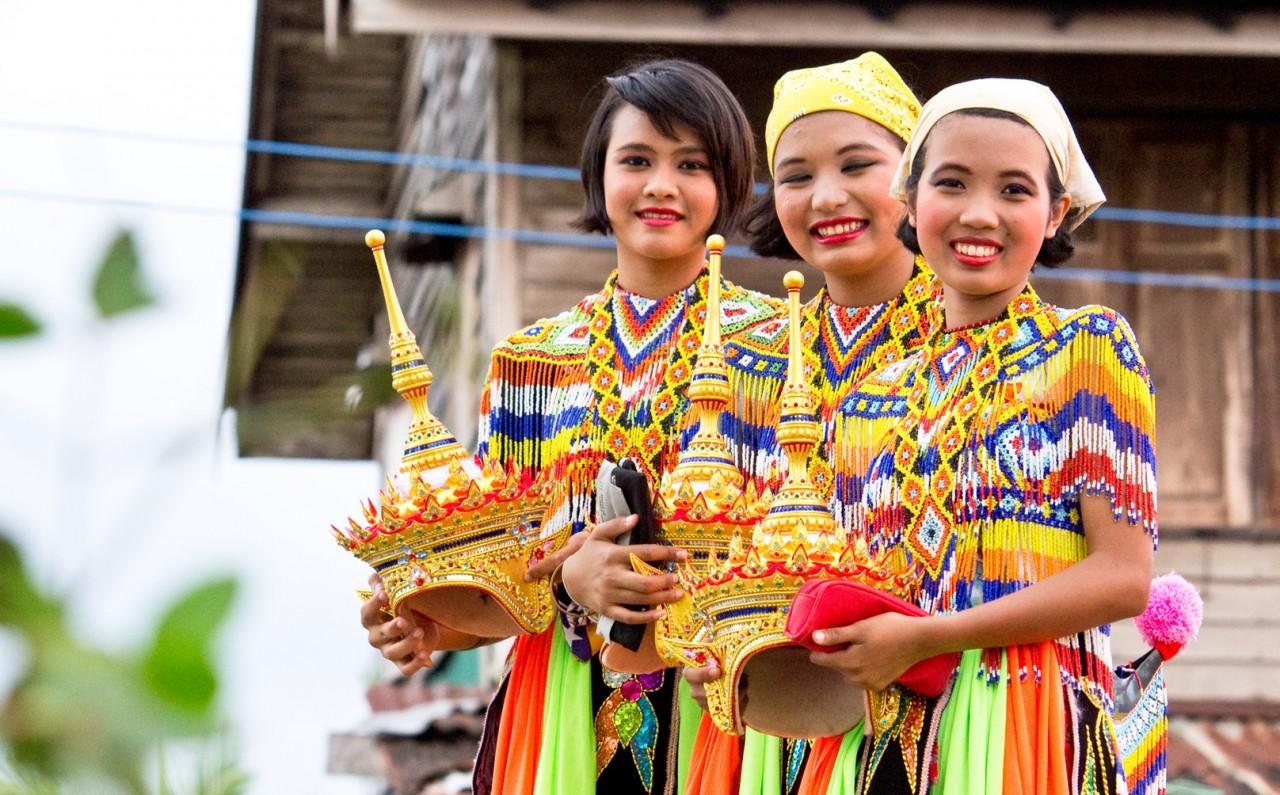 Ох, уж эти тайцы!