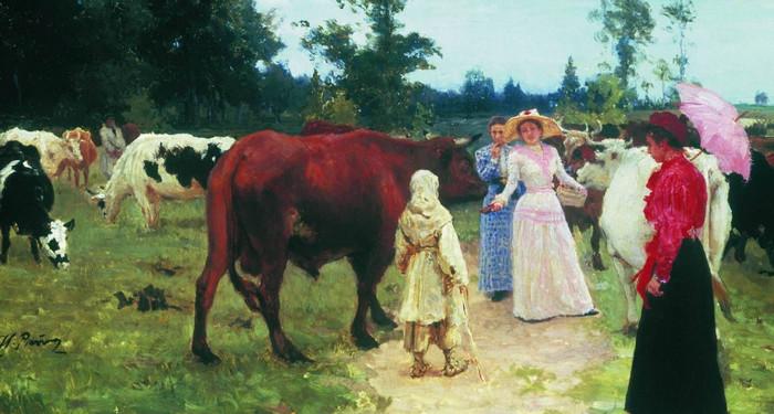 Россия и Китай договорились о торговле мясом и молоком